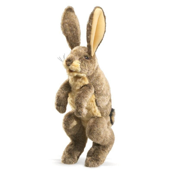 Jack Rabbit Puppet-Kidding Around NYC