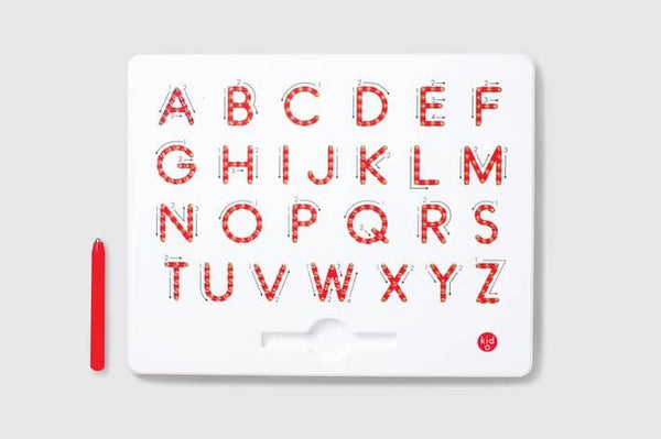 A To Z Uppercase Magnatab-Kidding Around NYC