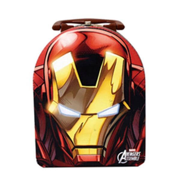 Iron Man Avengers Tin Lunch Box-Kidding Around NYC