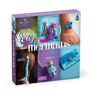 I Love Mermaids Kit-Kidding Around NYC