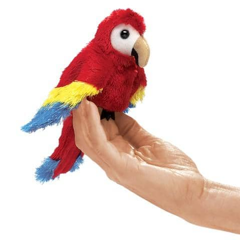 Mini Macaw-Kidding Around NYC