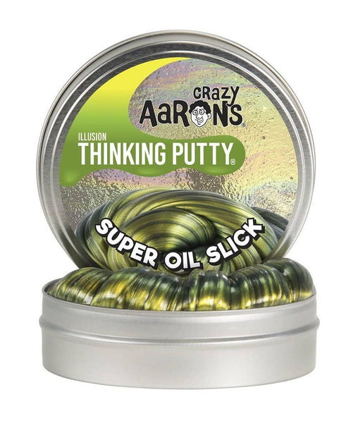 Super Oil Slick Thinking Putty-Kidding Around NYC