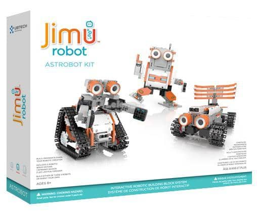 Jimu Robot Astrobot Kit-Kidding Around NYC