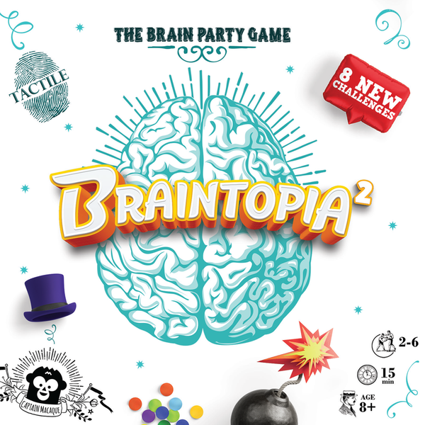 Braintopia Beyond (Braintopia 2)-Kidding Around NYC