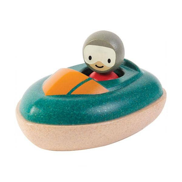Speed Boat Bath Toy-Kidding Around NYC