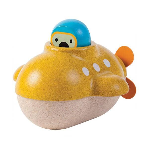 Submarine Bath Toy-Kidding Around NYC