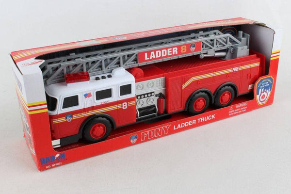 Fdny Ladder Truck-Kidding Around NYC