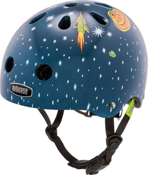 BABY NUTTY OUTER SPACE STREET HELMET XXS