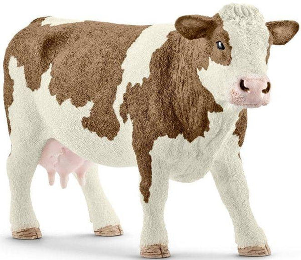 Simmental Cow-Kidding Around NYC