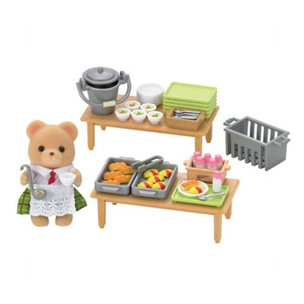 School Lunch Set
