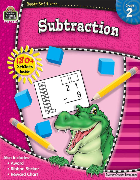 Ready-Set-Learn: Subtraction Grade 2-Kidding Around NYC