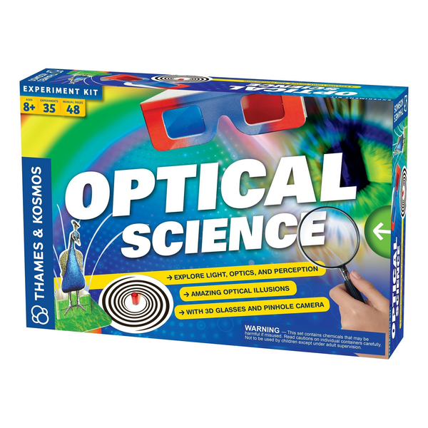 Optical Science-Kidding Around NYC