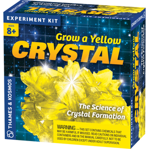 Grow A Yellow Crystal-Kidding Around NYC
