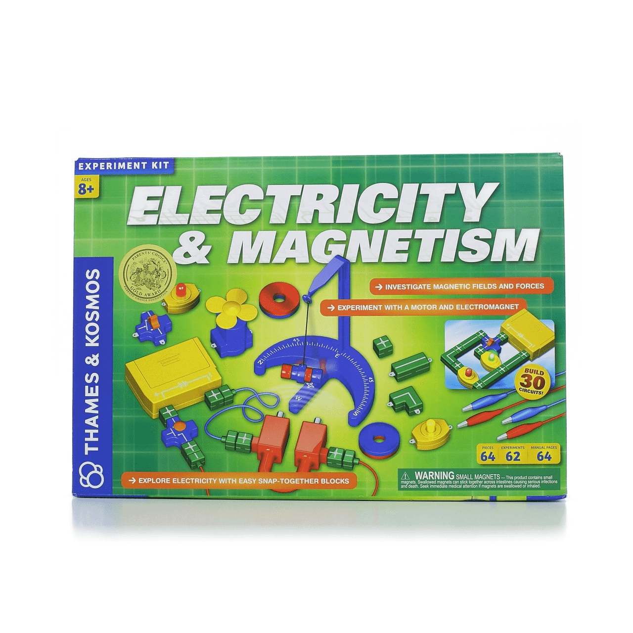 Electricity & Magnestism-Kidding Around NYC
