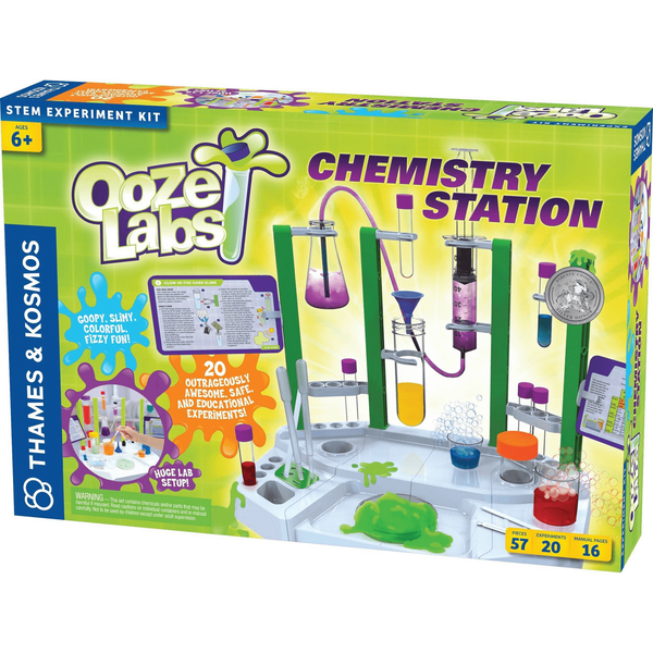Ooze Labs Chemistry Station-Kidding Around NYC