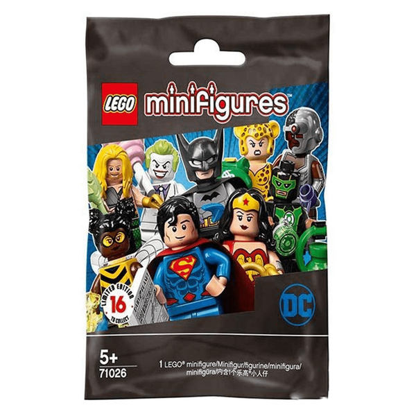 MINI: DC SUPER HEROES SERIES