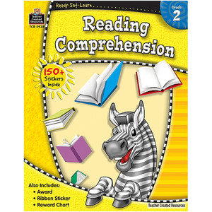 Ready-Set-Learn: Reading Comprehension Grade 2-Kidding Around NYC