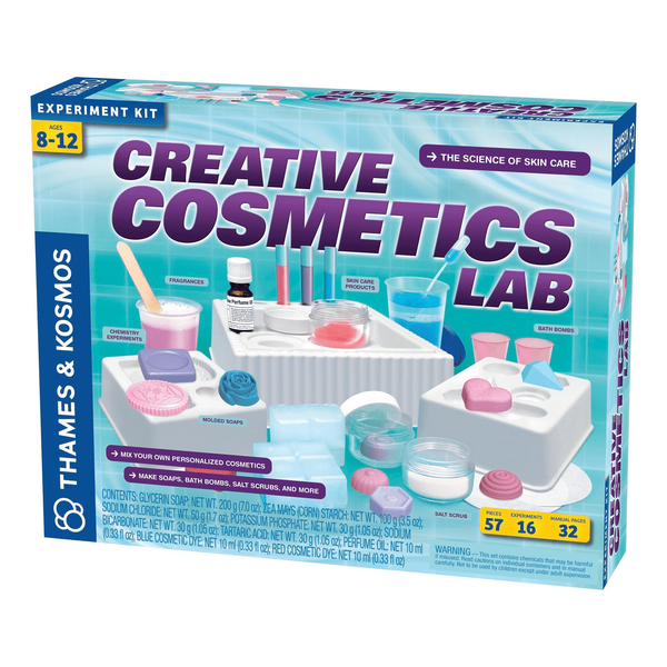 Creative Cosmetics Lab-Kidding Around NYC