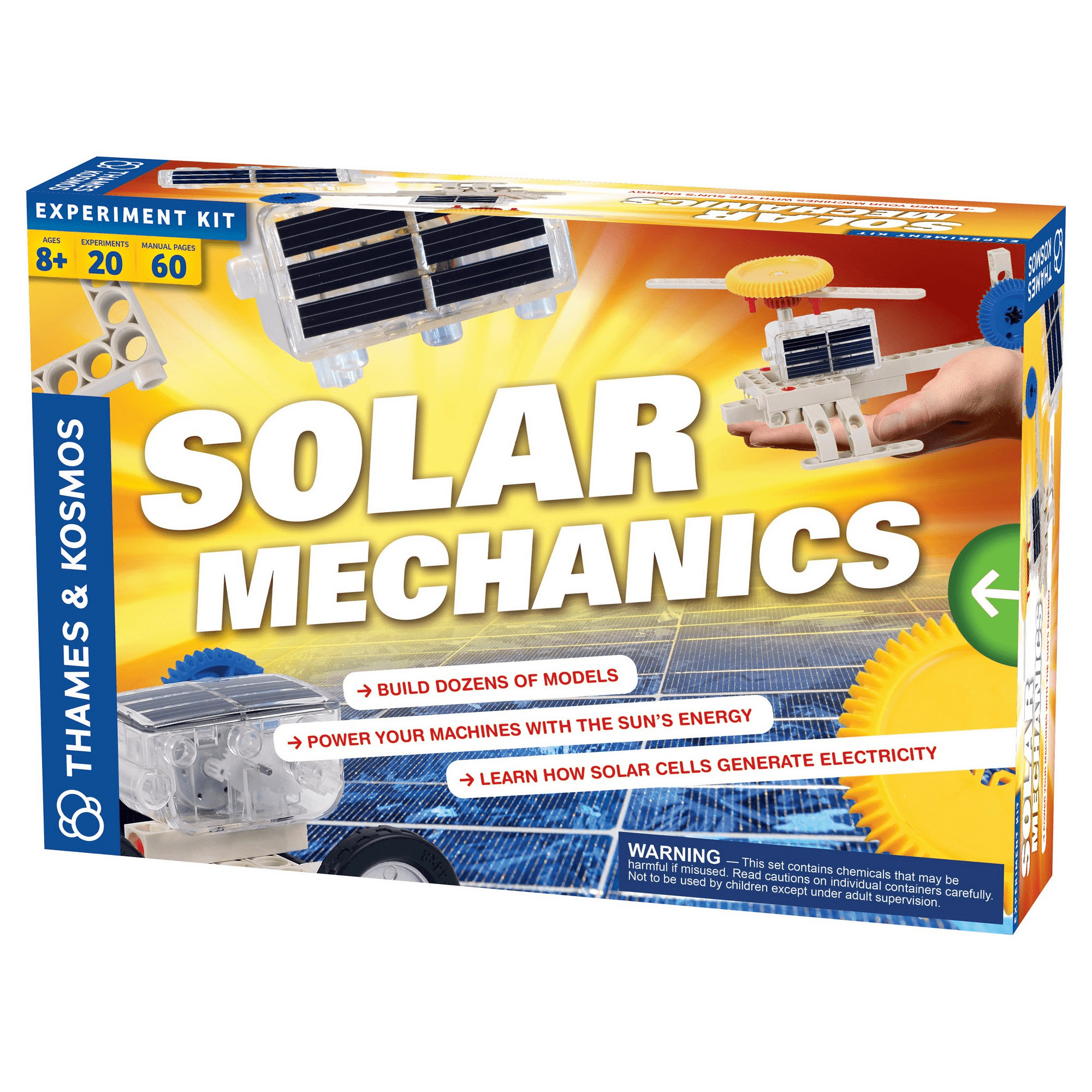 Solar Mechanics-Kidding Around NYC