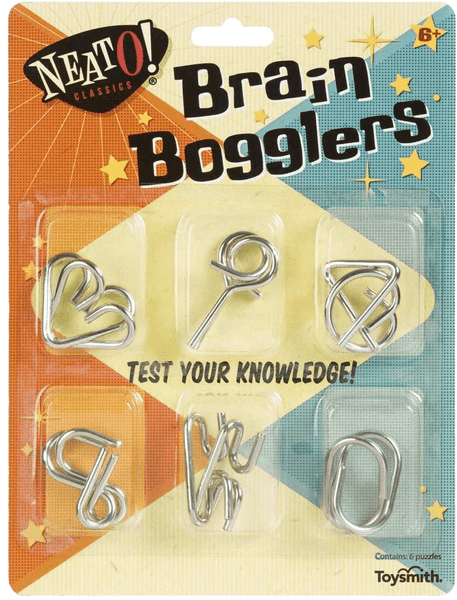 Brain Bogglers Puzzles-Kidding Around NYC