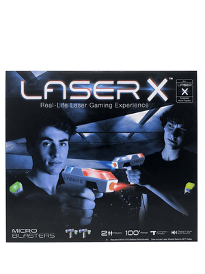 Laser X Micro Blasters-Kidding Around NYC