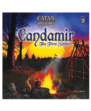 Catan: Candamir: The First Settlers-Kidding Around NYC