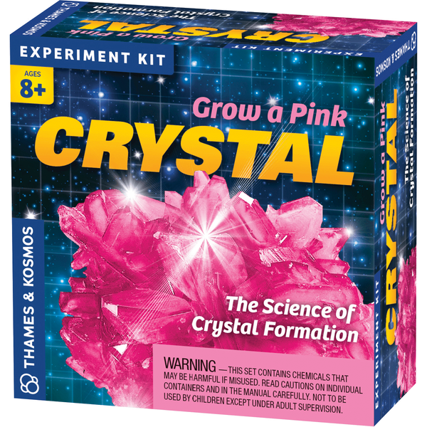 Grow A Pink Crystal-Kidding Around NYC