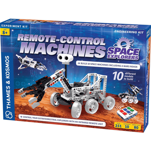 Remote Control Machines: Space Explorers
