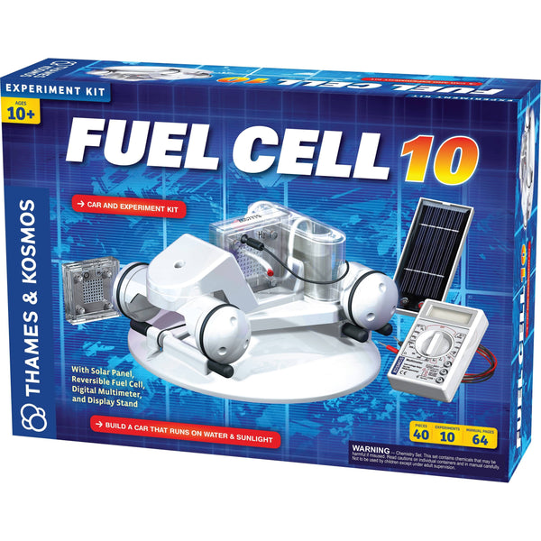 Fuel Cell 10-Kidding Around NYC