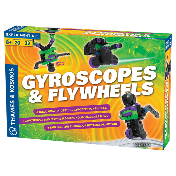 Gyroscopes & Flywheels-Kidding Around NYC