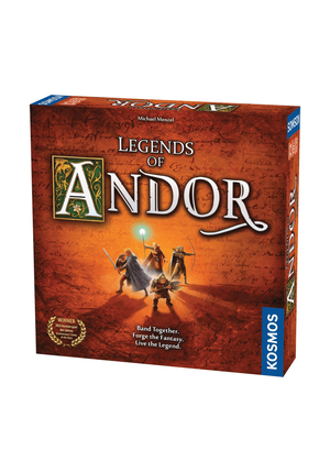 Legends Of Andor-Kidding Around NYC