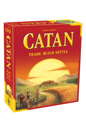 Catan-Kidding Around NYC