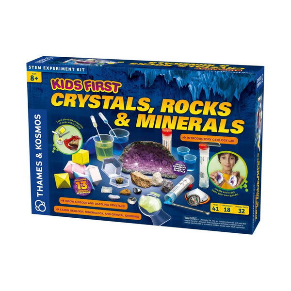 Kids First Crystals Rocks And Minerals