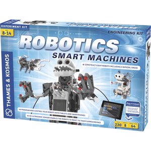 Robotics: Smart Machines-Kidding Around NYC