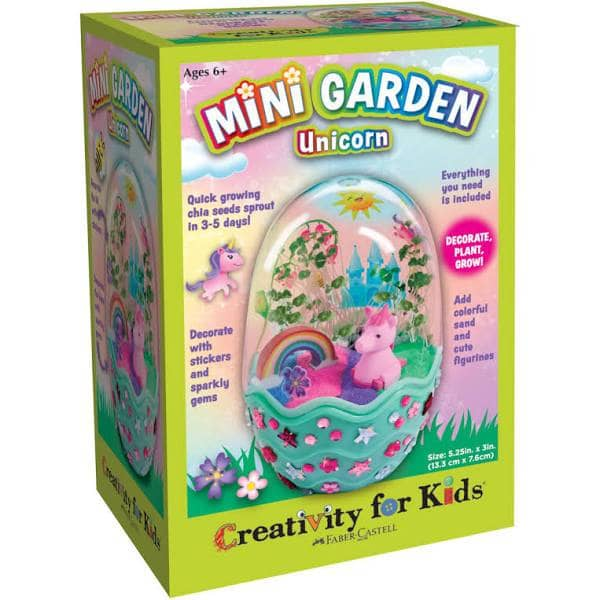 Unicorn Mini Garden-Kidding Around NYC