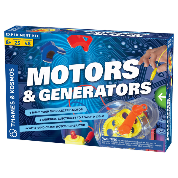 Motors & Generators-Kidding Around NYC