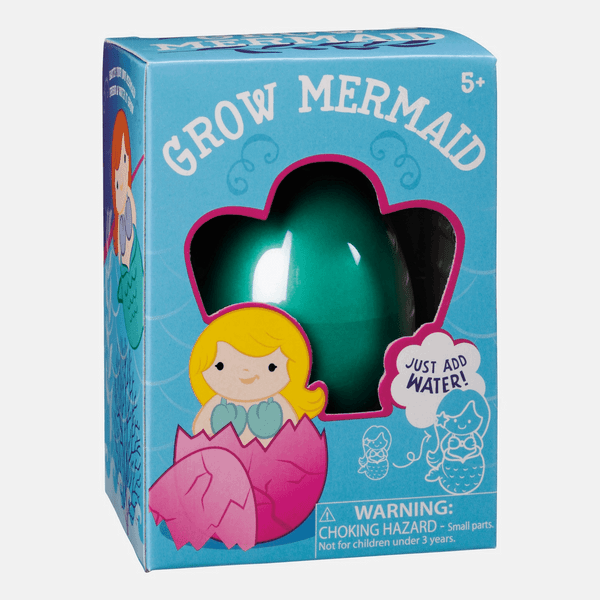 Grow Mermaid-Kidding Around NYC