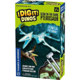 I Dig It: Glow in the Drak Pterosaur