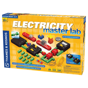 Electricity Master Lab-Kidding Around NYC