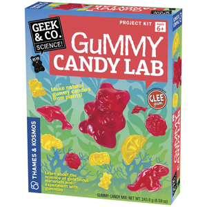 Gummy Candy Lab-Kidding Around NYC