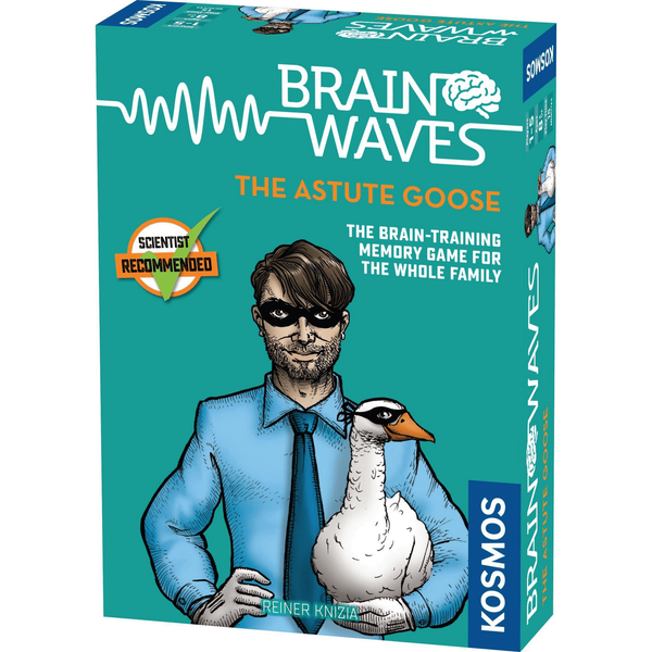 Brainwaves: The Astute Goose-Kidding Around NYC