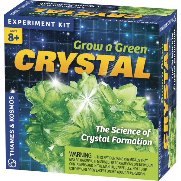 Grow A Green Crystal-Kidding Around NYC