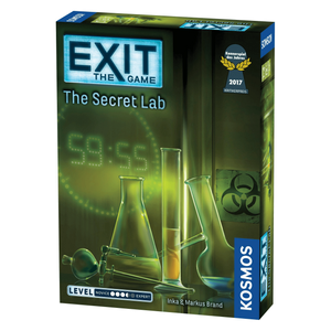 Exit: The Secret Lab-Kidding Around NYC