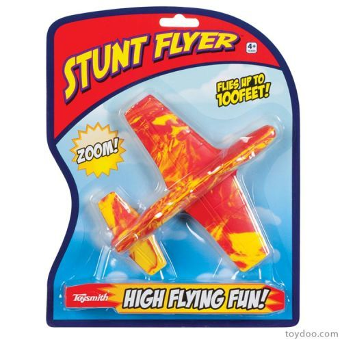 Stunt Flyer-Kidding Around NYC