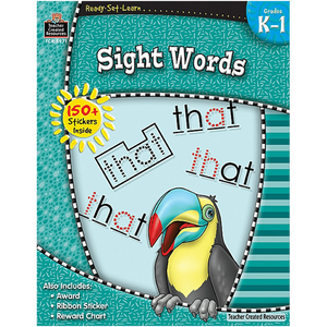 Ready-Set-Learn: Sight Words Kindergarten - Grade 1-Kidding Around NYC