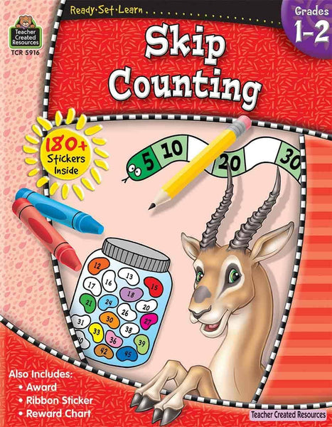 Ready-Set-Learn: Skip Counting Grades 1-2