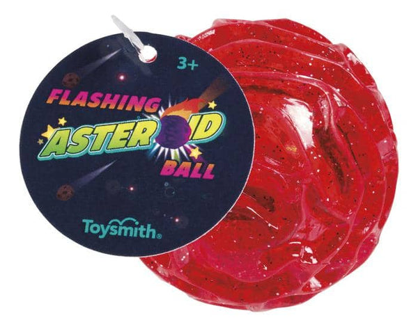Flashing Asteroid Ball-Kidding Around NYC