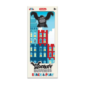 Monkey Business Stack & Play-Kidding Around NYC