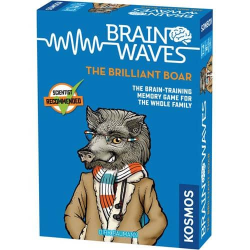 Brainwaves: The Brilliant Boar-Kidding Around NYC