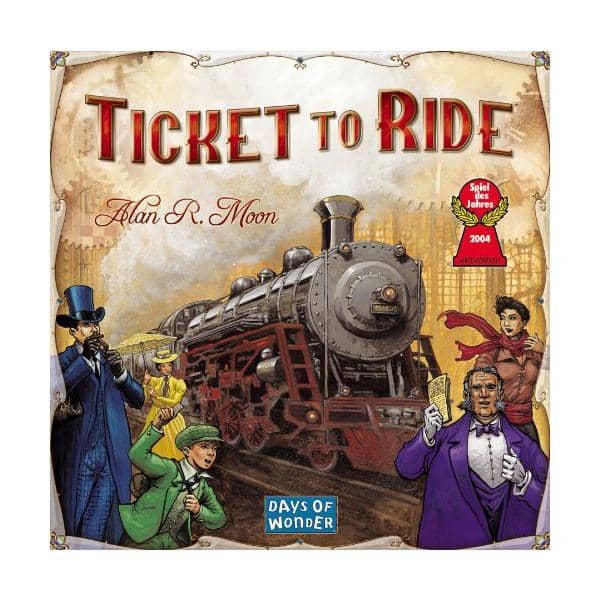 Ticket To Ride-Kidding Around NYC